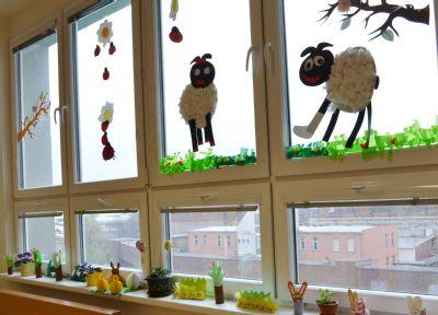 Dětské oddělení Vítkovické nemocnice žije Velikonocemi