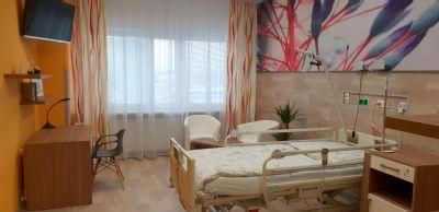 Vítkovická nemocnice otevřela nové nadstandardní pokoje