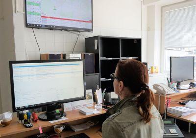 Vítkovická nemocnice má nově elektronický přehled o sanitních vozech i jejich pasažérech