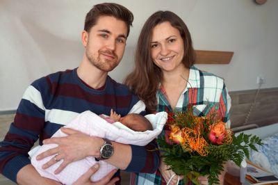 V porodnici Vítkovické nemocnice v Ostravě přišlo v roce 2019 na svět 1531 dětí