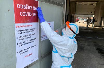 Nové odběrové místo v Ostravě – Vítkovicích vyšetří indikované pacienty i samoplátce