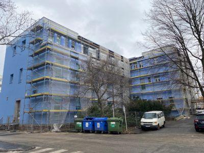 Modernizace Nemocnice AGEL Ostrava-Vítkovice po krátké zimní pauze zdárně pokračuje
