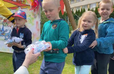 Mateřská škola AGEL ve vítkovické nemocnici slaví desáté narozeniny